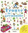 Couverture Trouve la grenouille Editions Tourbillon 2016