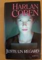 Couverture Juste un regard Editions France Loisirs 2004