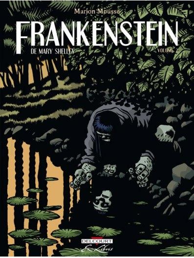 Couverture Frankenstein, tome 2