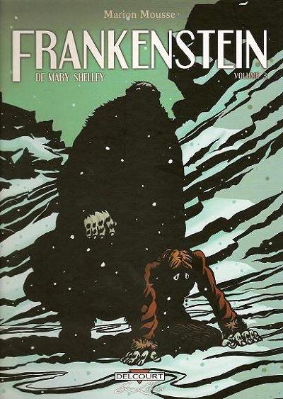Couverture Frankenstein, tome 3