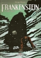 Couverture Frankenstein, tome 3 Editions Delcourt 2008