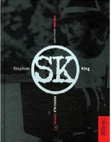 Couverture Stephen King le faiseur d'histoires