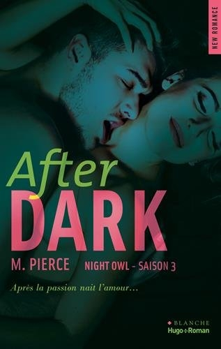Couverture Night Owl, tome 3 : After dark