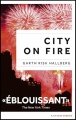 Couverture City on fire Editions Plon 2016