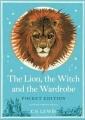 Couverture Les chroniques de Narnia, tome 2 : Le lion, la sorcière blanche et l'armoire magique Editions HarperCollins (US) (Children's books) 2014