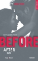 Couverture After, intégrale, tome 6 : Before, partie 1 Editions Hugo & cie (New romance) 2016