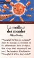 Couverture Le meilleur des mondes Editions Pocket (Junior - Références) 1994