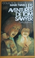 Couverture Les aventures de Tom Sawyer Editions Gallimard  (1000 soleils) 1986