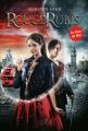 Couverture Trilogie des gemmes, tome 1 : Rouge rubis Editions France Loisirs 2015