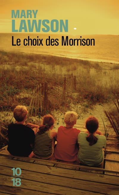 Couverture Le choix des Morrison