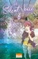 Couverture A silent voice, tome 6 Editions Ki-oon (Shônen) 2016