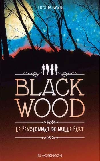 Couverture Blackwood, le pensionnat de nulle part