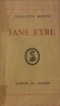 Couverture Jane Eyre Editions du Dauphin 1946