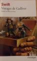 Couverture Les voyages de Gulliver Editions Folio  (Classique) 2010