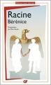 Couverture Bérénice Editions Flammarion (GF) 2013