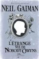 Couverture L'étrange vie de Nobody Owens Editions Albin Michel (Jeunesse - Wiz) 2010