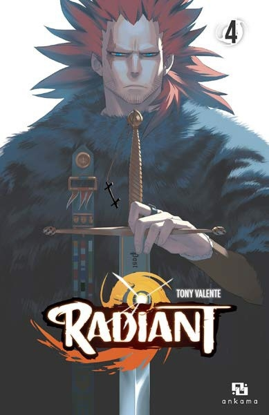 Couverture Radiant, tome 04