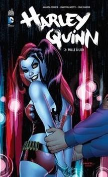 Couverture Harley Quinn (Renaissance), tome 2 : Folle à lier