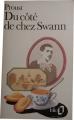 Couverture Du côté de chez Swann Editions Folio  1986