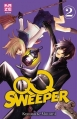 Couverture QQ Sweeper, tome 2 Editions Kazé (Shôjo) 2015