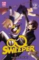 Couverture QQ Sweeper, tome 2 Editions Kazé (Shôjo) 2015
