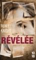 Couverture Révélée Editions 10/18 2016