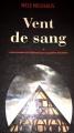 Couverture Vent de sang Editions Actes Sud (Actes noirs) 2013