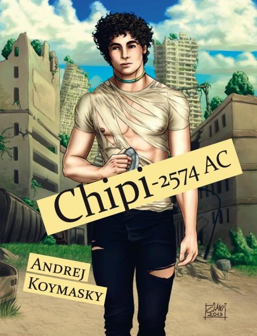 Couverture Chipi - 2574 AC