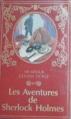 Couverture Les aventures de Sherlock Holmes Editions Edito-Service S.A.   1971