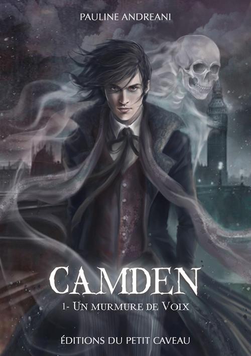Couverture Camden, tome 1 : Un murmure de voix