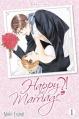 Couverture Happy Marriage ?!, double, tome 1 Editions Kazé (Classic) 2015