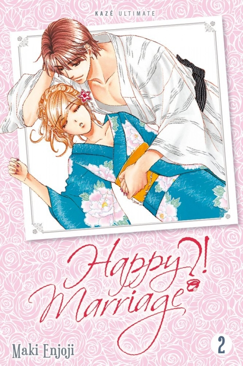Couverture Happy Marriage ?!, double, tome 2