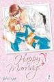 Couverture Happy Marriage ?!, double, tome 2 Editions Kazé (Classic) 2016