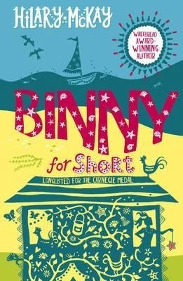 Couverture Binny for short