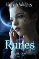 Couverture Runes, tome 1 Editions Smashwords 2013