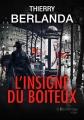 Couverture L'insigne du boiteux Editions La Bourdonnaye (Intrigues) 2016
