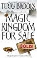 Couverture Le Royaume Magique de Landover, tome 1 : Royaume Magique à Vendre ! Editions Orbit 2007