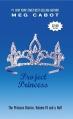 Couverture Journal d'une Princesse / Journal de Mia, princesse malgré elle, tome 4.5 : Le roman d'une princesse Editions HarperTeen 2003