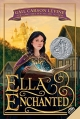 Couverture Ella l'ensorcelée Editions HarperCollins 2011
