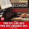 Couverture Amours Editions Sixtrid 2015