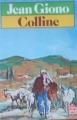 Couverture Colline Editions Le Livre de Poche 1992