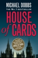Couverture House of Cards, tome 1 Editions Harper 1998