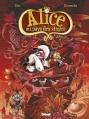Couverture Alice au pays des singes, tome 3 Editions Glénat 2015