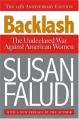 Couverture Backlash : La guerre froide contre les femmes Editions Broadway Books 2006