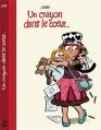 Couverture Un crayon dans le coeur Editions Vraoum ! 2010