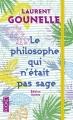 Couverture Le philosophe qui n'était pas sage Editions Pocket 2015