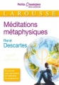 Couverture Méditations métaphysiques Editions Larousse (Petits classiques) 2013
