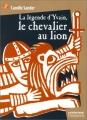 Couverture Yvain, le chevalier au lion / Yvain ou le chevalier au lion Editions Flammarion (Castor poche) 2009