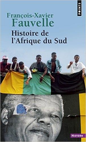 Couverture Histoire de l'Afrique du Sud