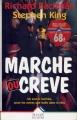 Couverture Marche ou crève Editions Succès du livre 1996